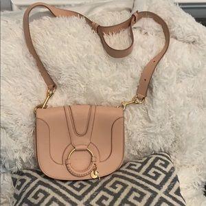 See By Chloe blush bag